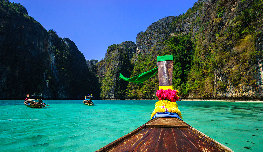 Escursione alle Phi Phi Islands