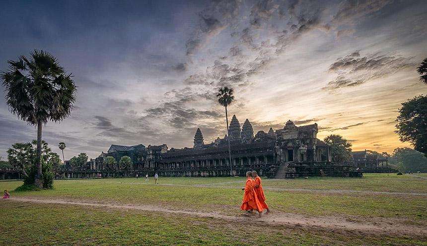Viaggio in Cambogia con mare a Koh Rong