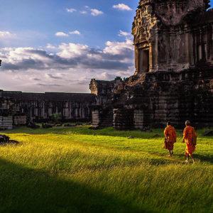Cambogia e risalita del Vietnam, da Angkor ad Halong Bay