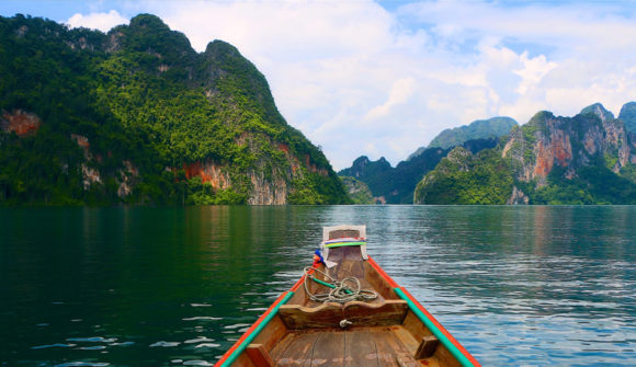 Tour della Thailandia, Khao Sok e mare a Phuket e Koh Samui