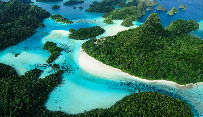 Un paradiso incontaminato, viaggio a Raja Ampat via Singapore