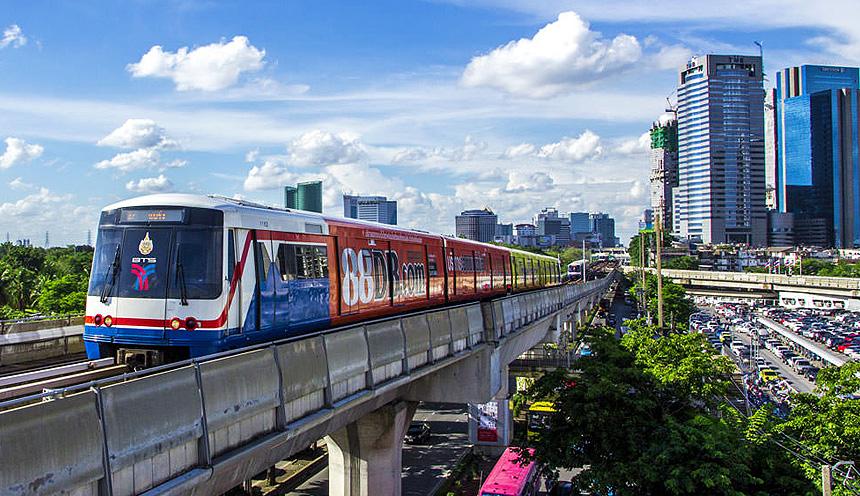 Muoversi a Bangkok 2