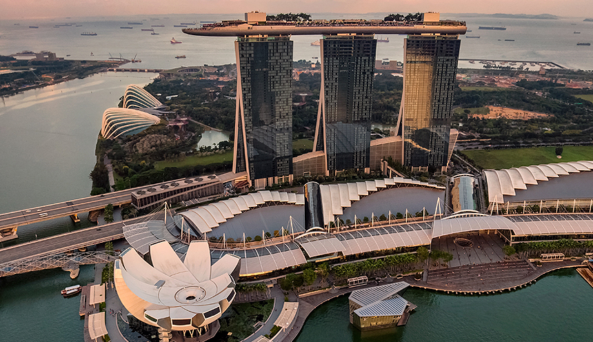 Viaggio a Singapore, Kuala Lumpur e Maldive