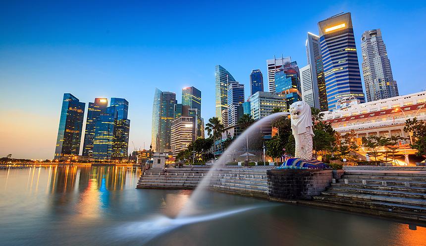 Viaggio a Singapore e Maldive