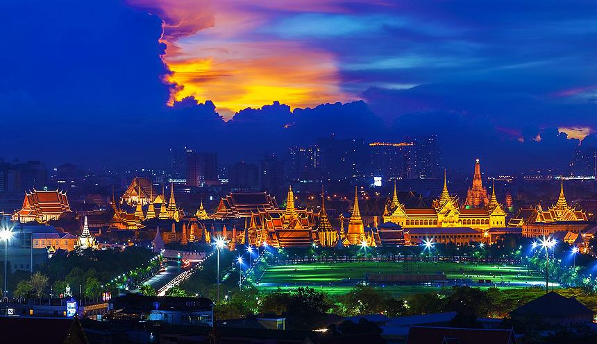 Thailandia in famiglia: Bangkok con estensione mare
