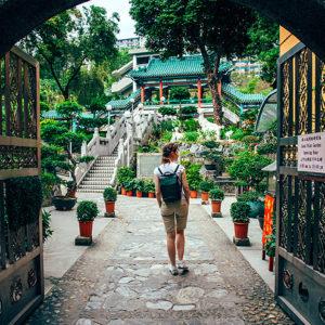 Hong Kong, tour di Java e Bali