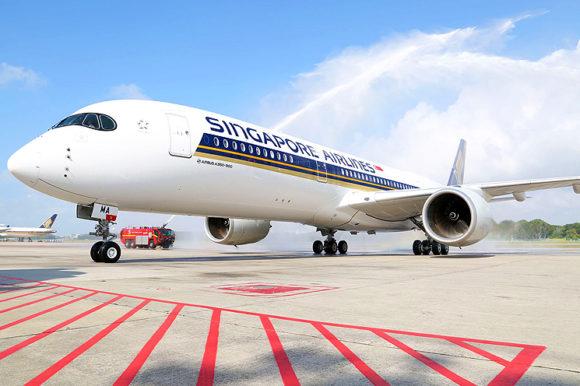 Singapore Airlines introduce l'Airbus A350 su Milano