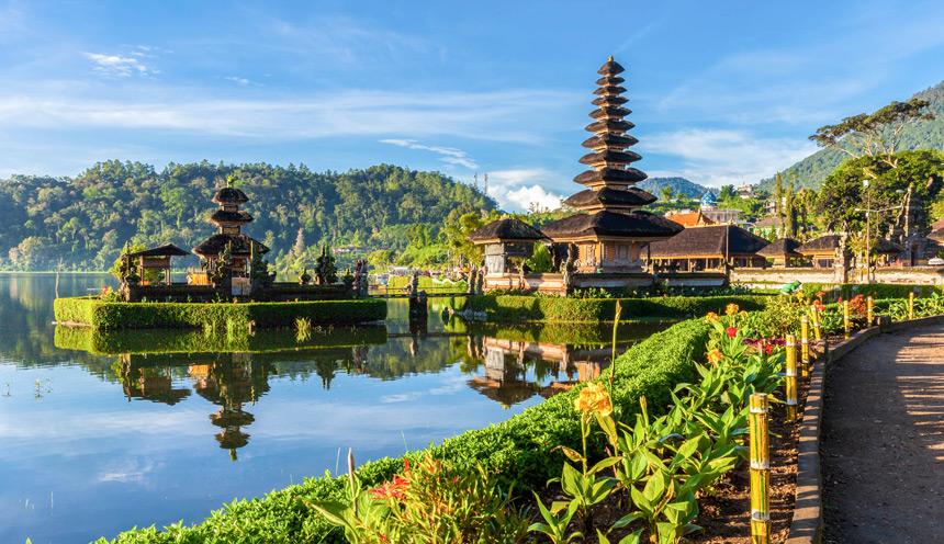 Viaggio a Singapore e Bali