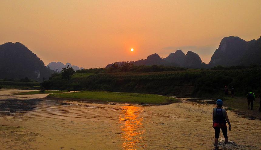 Cycling e trekking nel Vietnam del nord e nella regione di Phong Nha