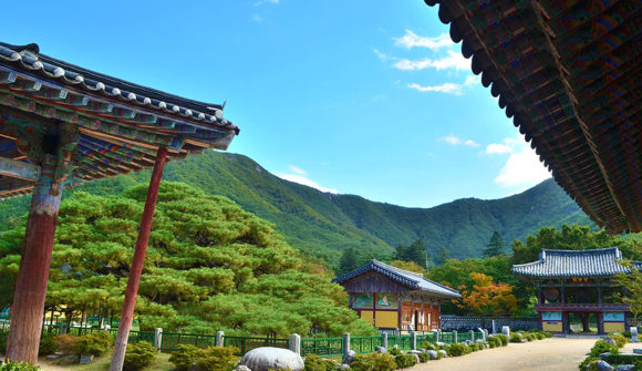 Temple stay nella provincia di Gangwon