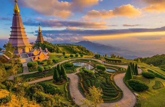 Viaggio sul Doi Inthanon, il tetto della Thailandia e mare a Koh Chang