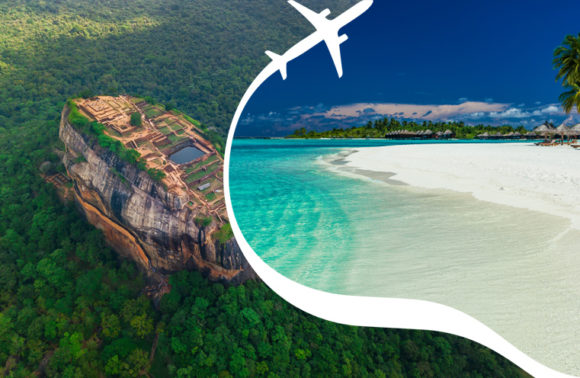 Tour dello Sri Lanka e Maldive