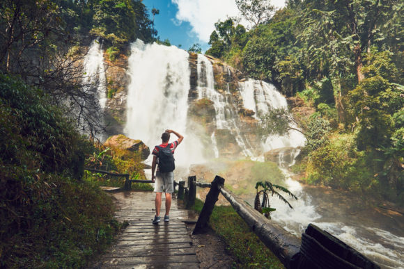 Thailandia tra templi e cascate