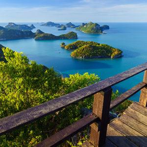 Agosto in Thailandia a Koh Samui