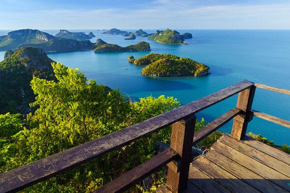Alla scoperta del Mu Ko Ang Thong National Park