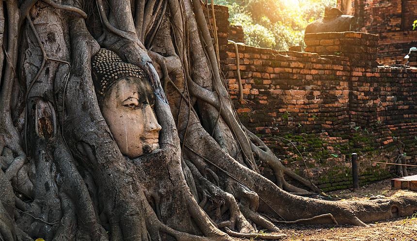 Le Antiche Capitali del Siam, Thailandia ad Agosto