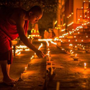 Tazaungdaing, Il festival delle luci in Myanmar