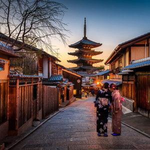 Sulle orme dei Samurai: da Kyoto a Tokyo