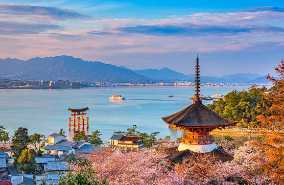 In giro per il Giappone in fiore