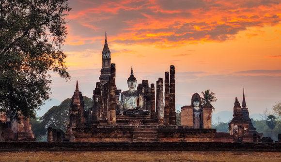 Bangkok, tour del nord e Koh Lipe