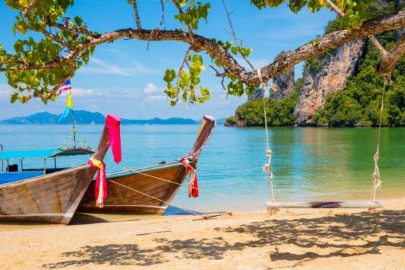 La Thailandia riapre le frontiere ai turisti italiani