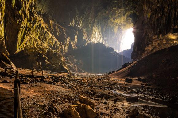 Il Parco nazionale di Gunung Mulu