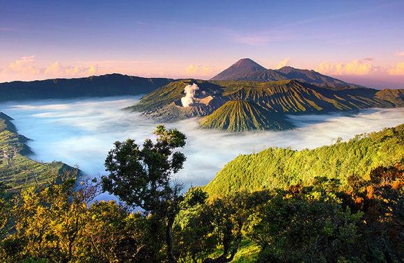 Tour di Java, Bali e mare alle Gili