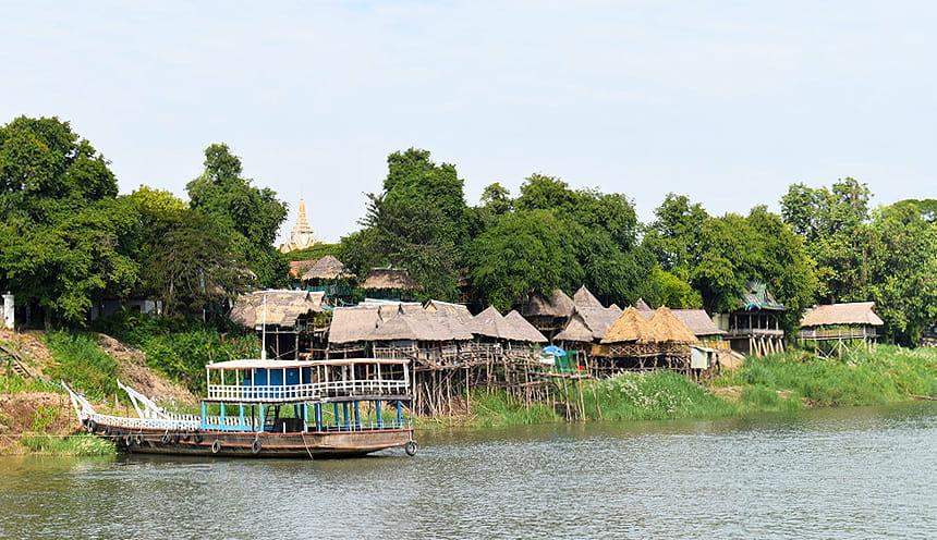 Il villaggio di Koh Dach