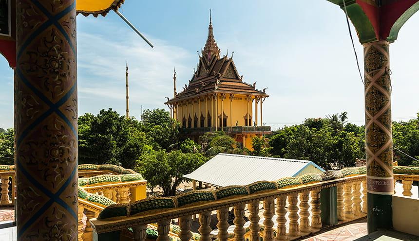 La pagoda di Koh Dach