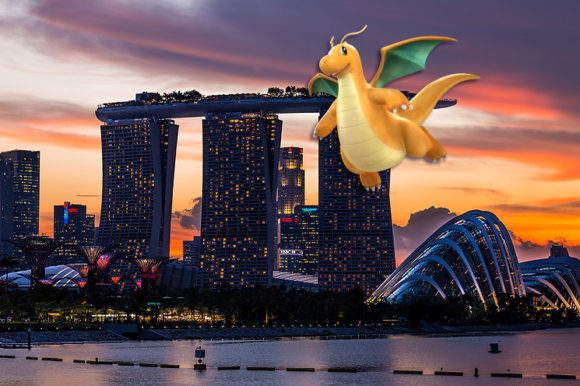 Singapore si riempie di Pokémon, al via la Pokémon Run Singapore 2017!