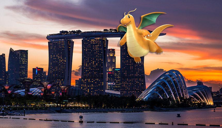 Singapore si riempie di Pokémon, al via la Pokémon Run Singapore 2017!