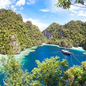 L'arcipelago di Raja Ampat