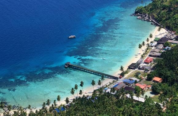 Viaggio a Singapore e sull'isola malese di Tioman