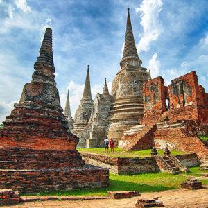Bangkok, Thailandia del Nord e Kanchanaburi