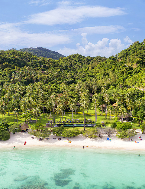 The Haad Tien Beach Resort