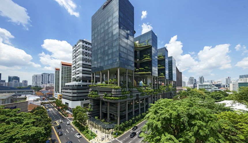 PARKROYAL on Pickering, a PARKROYAL Collection hotel