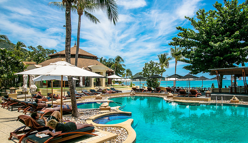 Pavillion Samui Villas & Resort