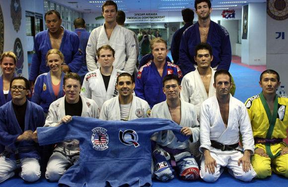 Soggiorno a Bangkok con corso di Jiu Jitsu brasiliano