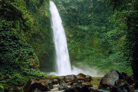 Le più belle cascate di Bali