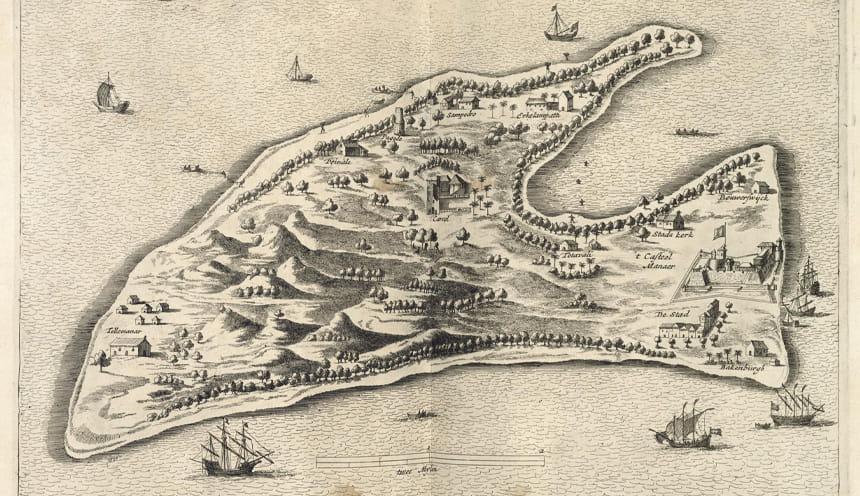 Antica-cartina