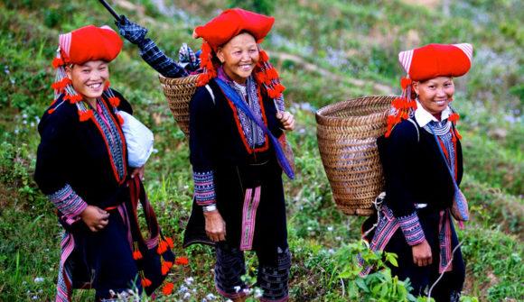 Trekking tra le risaie e le etnie nel nord del Vietnam