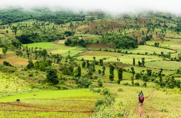 Tour del Myanmar con trekking a Kalaw