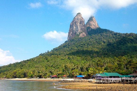 Da drago a piccolo paradiso: l'isola di Tioman