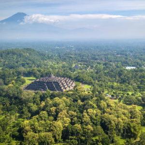 In Indonesia alla scoperta di Borobudur