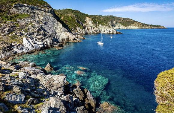 Crociera tra le isole Sporadi